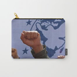 peaceful protest Carry-All Pouch