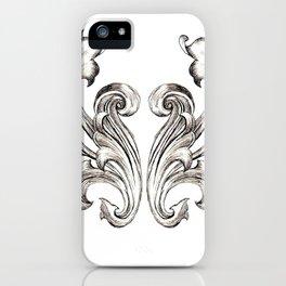 Baroque iPhone Case
