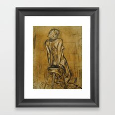 K 2004 Framed Art Print