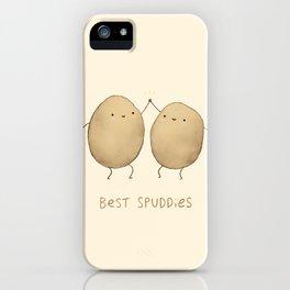 Best Spuddies iPhone Case