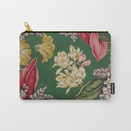 Sitting in the Garden Carry-All Pouch