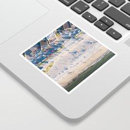 Alki Beach Sticker