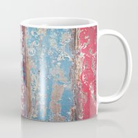 shabby chic Mugs featuring Shabby chic by Paper Lotus Photography