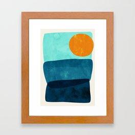 Kahuna Framed Art Print