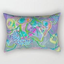 Alien Organism 15 Rectangular Pillow