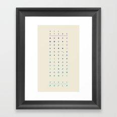 ALL STARS + BONUS Framed Art Print