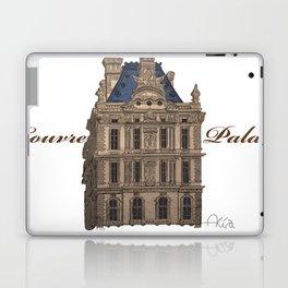 Louvre Palace Laptop & iPad Skin