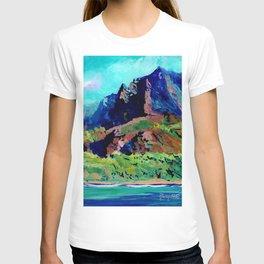 Na Pali Coast 3 T-shirt