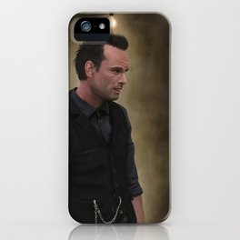 Boyd Crowder iPhone Case