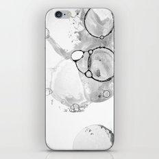 Bubbles 1 iPhone & iPod Skin