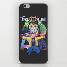 Twaughthammer - Breaking Bad iPhone Skin