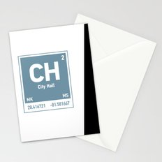 City Hall Element Stationery Cards