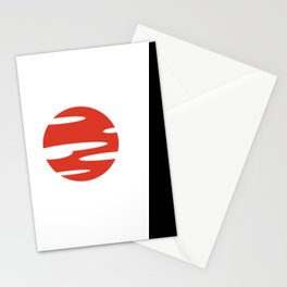 Samurai Champloo- Sunset Stationery Cards