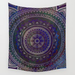 Spiritual Mandala Wall Tapestry