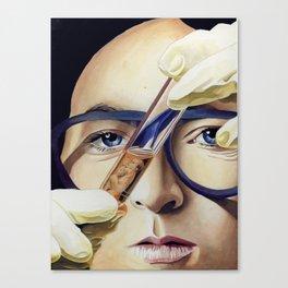 Test Tube Baby Canvas Print