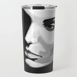 My Digital Painting series-Angelina Travel Mug