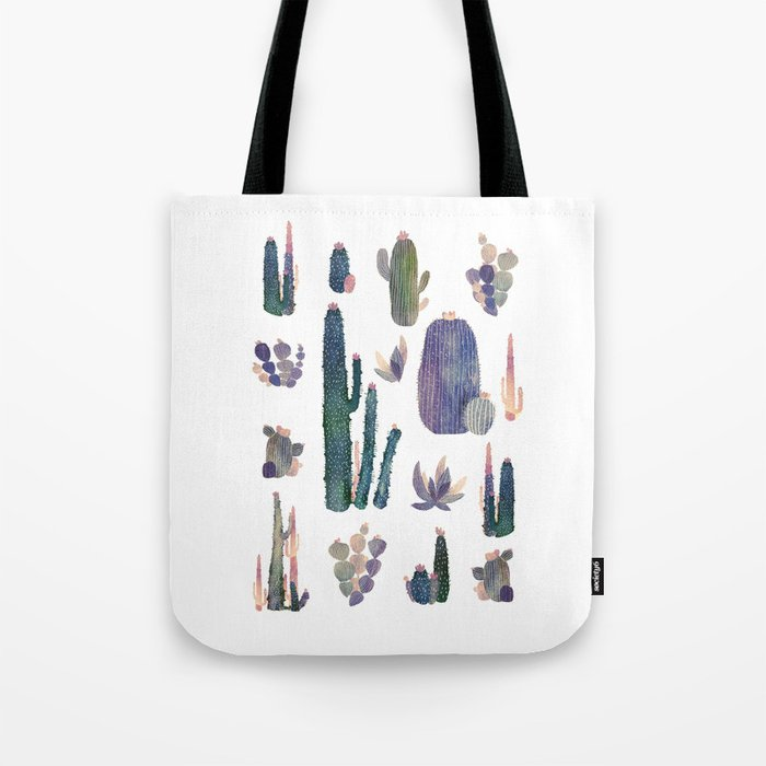 cactus collab franciscomff Tote Bag