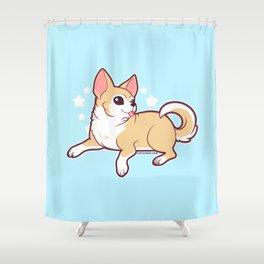 My Luna Kei - Good Boy Shower Curtain