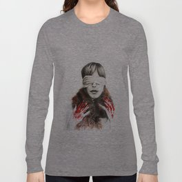 manifesto against animal abuse Long Sleeve T-shirt