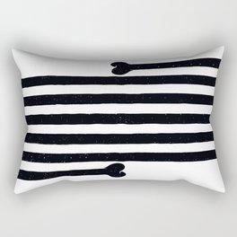(Very) Long Bone Rectangular Pillow