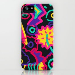 Ethereal Foreshadow iPhone Case