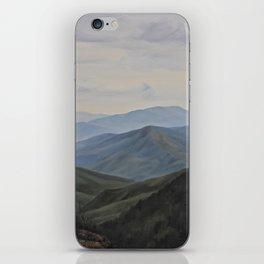 WaterRock Knob iPhone Skin
