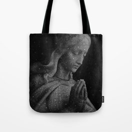 Mary in the stars Tote Bag