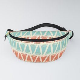 Tee Pee Retro Juice Fanny Pack