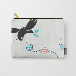 BEAUTY IS SOUGHT EVEN IF IT'S INAPPLICABLE TO ONE Carry-All Pouch