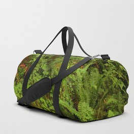 In The Cold Rainforest Duffle Bag