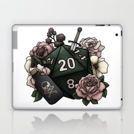Rogue Class D20 - Tabletop Gaming Dice Laptop & iPad Skin