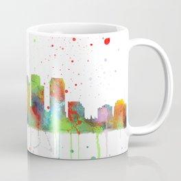 Tampa, Florida Skyline Coffee Mug