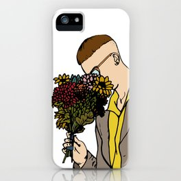 Gus Dapperton Flowers iPhone Case