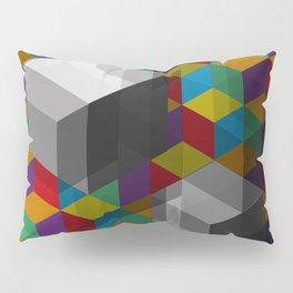 Isometric Colour Pillow Sham