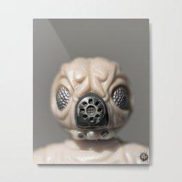 Zukuss Metal Print