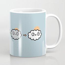 Cloudy Mornings Coffee Mug