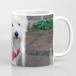 Christmas pup Coffee Mug