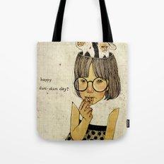 Happy April 1 st! Tote Bag
