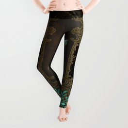 Awesome chinese dragon Leggings