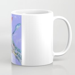 A sea horse Coffee Mug