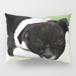Waiting for the Family to Come Home Pillow Sham
