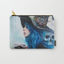 Blue Valentine Carry-All Pouch