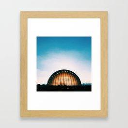 Villa Lobos Framed Art Print