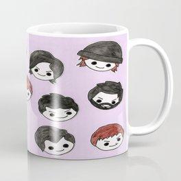 Plushie Richies Coffee Mug