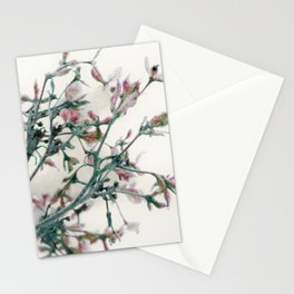 Fantasies in the deep of winter Stationery Cards