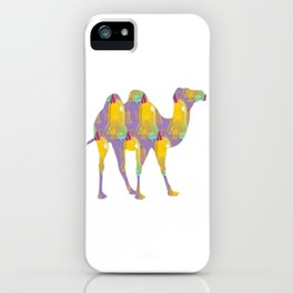 Camel 38 iPhone Case