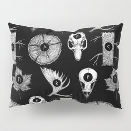 RUNES II Pillow Sham