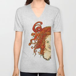 my dear Unisex V-Neck