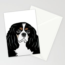 Daisy the Cavalier King Charles Spaniel Stationery Cards