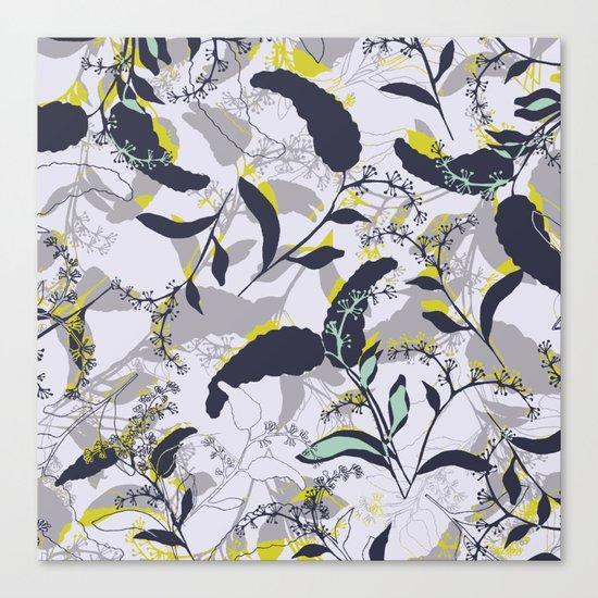 Spring fell II Canvas Print